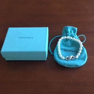 Tiffany & Co pearl bracelet